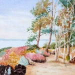 """Brownsea Island"" by Ginette Jones"