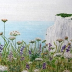 """Handfast Point, Studland"" by Sheila Walters"