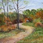 """Path (Upton Park)"" by Rita Norris"