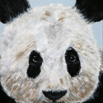 """Panda"" by Margaret Fountain"
