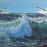 Wandering the southern ocean - Eileen Cripps