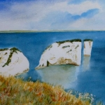 Old Harry Rocks (Mary Hockey)