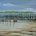 Sandbanks Jetty (Stella Hardy)