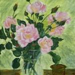 Rose Study (Sheila Walters)