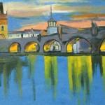 """ Prague"" by John Young"