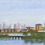 View of Poole (Celia Harwood)