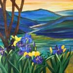 Irises(Angie Mudd)