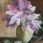 Lilacs(Rita Norris)