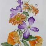 Clematis and Others(Audrey Ritchie)