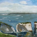 Old Harry Rocks(Gillian Cornish)