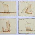 East Coast Working Sail (David Parker)