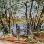 Riverside Walk(Janet Sirrell)