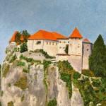 Bled Castle(Brian Preston)