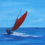"""""""Red Sails"""" by Robert Stephens"""