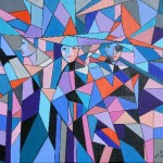 """Harlequin"" by Pam Richmond"