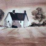 """""""Farmhouse"""" by Priscilla Young"""