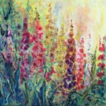 """Splash of Colour"" by Val Jones"