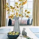 """""""Autumn Interior"""" by Mary Hockey"""
