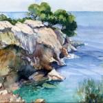"""Alonnissos, Greece"" by Pam Marshall"